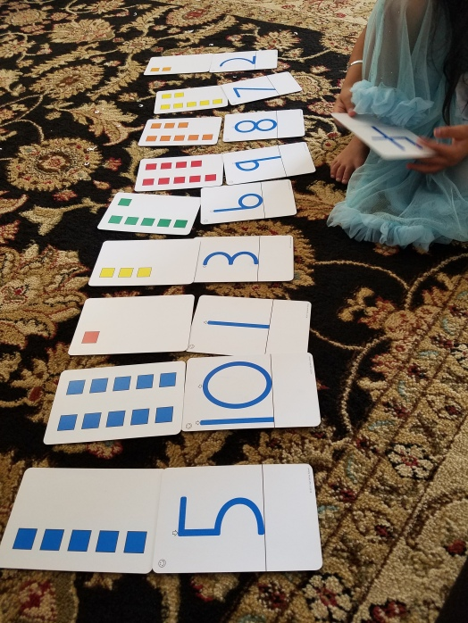 Rima's LWT Math and Literacy Class